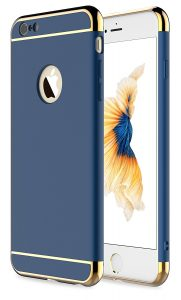 RORSOU 3 In 1 Ultra Thin and Slim Hard iPhone 6 Case
