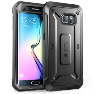 Supcase Unicorn Beetle PRO Series Full-body Rugged Holster Casefor Samsung Galaxy S6 Edge