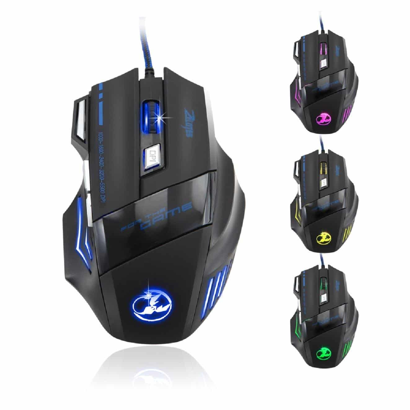 8e97065d8bd Top 10 Best Gaming Mouse Under 20$ 2018 Review - A Best Pro