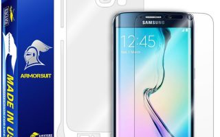 Top 10 Best Samsung Galaxy S6 Edge Screen Protector 2020 Review
