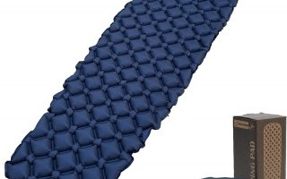 Top 10 best self inflating sleeping pad for camping in 2020 Review