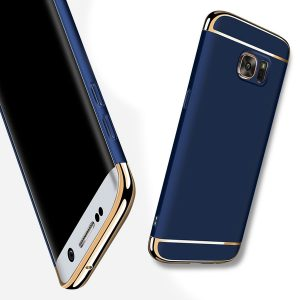 JOBS Hybrid Luxury Shockproof Armor Back Ultra-thin Case Cover Removable case for Samsung Galaxy S6