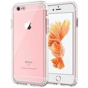 JETech Shock-Absorption Bumper Cover iPhone 6/6s Case