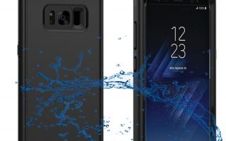 Top 10 Best Samsung Galaxy S8 Plus Waterproof Case 2020 Review