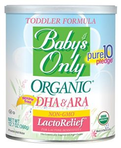 Baby is only organic