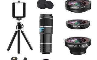 Top 10 Best Lens Attachment For Samsung S9 & S9 Plus