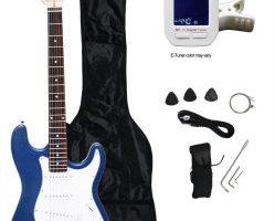 Top Ten Best Electric Guitar Kits for Beginner in 2020 Review.
