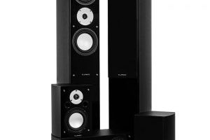 Top 10 best home theater system for small home in 2020 Review