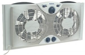 Holmes HAWF2041-N Twin Window Fan