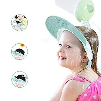 8701a48929b Top 10 Best Shower caps for baby in 2018 Review - A Best Pro