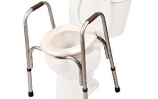 Top 10 Best Toilet Seats For Elderly 2020 Review