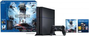 PlayStation 4 500GB Console - Star Wars Battlefront Bundle