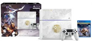 PlayStation 4 500GB Limited Edition Console - Destiny: The Taken King Bundle