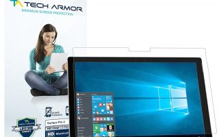 Top 10 Best Microsoft Surface Pro 4 Screen Protector 2020 Review