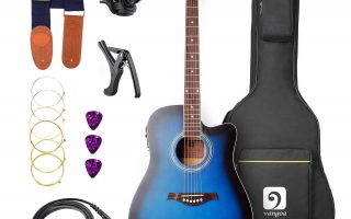 Top 10 Best affordable Acoustic-Electric Guitar in 2020 Review