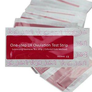 Wagen Ovulation (LH) Urine Test Strips