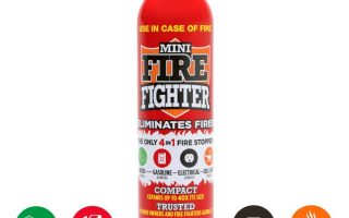 Top 10 Best Fire Extinguishers 2020 Review