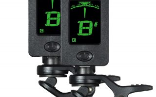 Top 10 Best Guitar Tuners In 2020 Review
