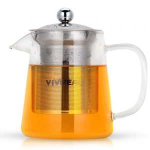 Glass Teapot - Tea Maker Tea Infuser