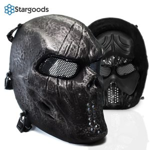 Stargoods Skeleton Airsoft Tactical Mask