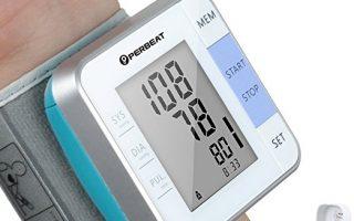 Top 10 Best Wrist Blood Pressure Monitors in 2020 Review