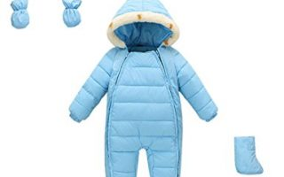 Top 10 Best Baby Snowsuits 2020 Review