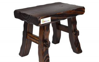 Top 10 Best Wooden Stools in 2020 Review