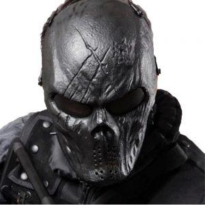 WalkingMan Skull Airsoft Masks Full Face