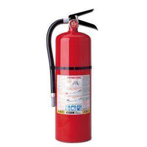 Kidde 466204 Pro 10 Multi-Purpose Fire Extinguisher