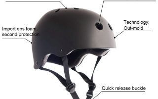 Top 10 Best Skateboard Helmet 2020 Review