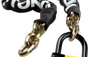 Top 10 Best Motorcycle Locks 2021 Review