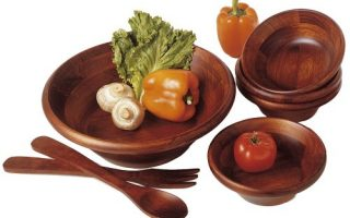 Top 10 Best Wooden Bowl Set in 2020 Review