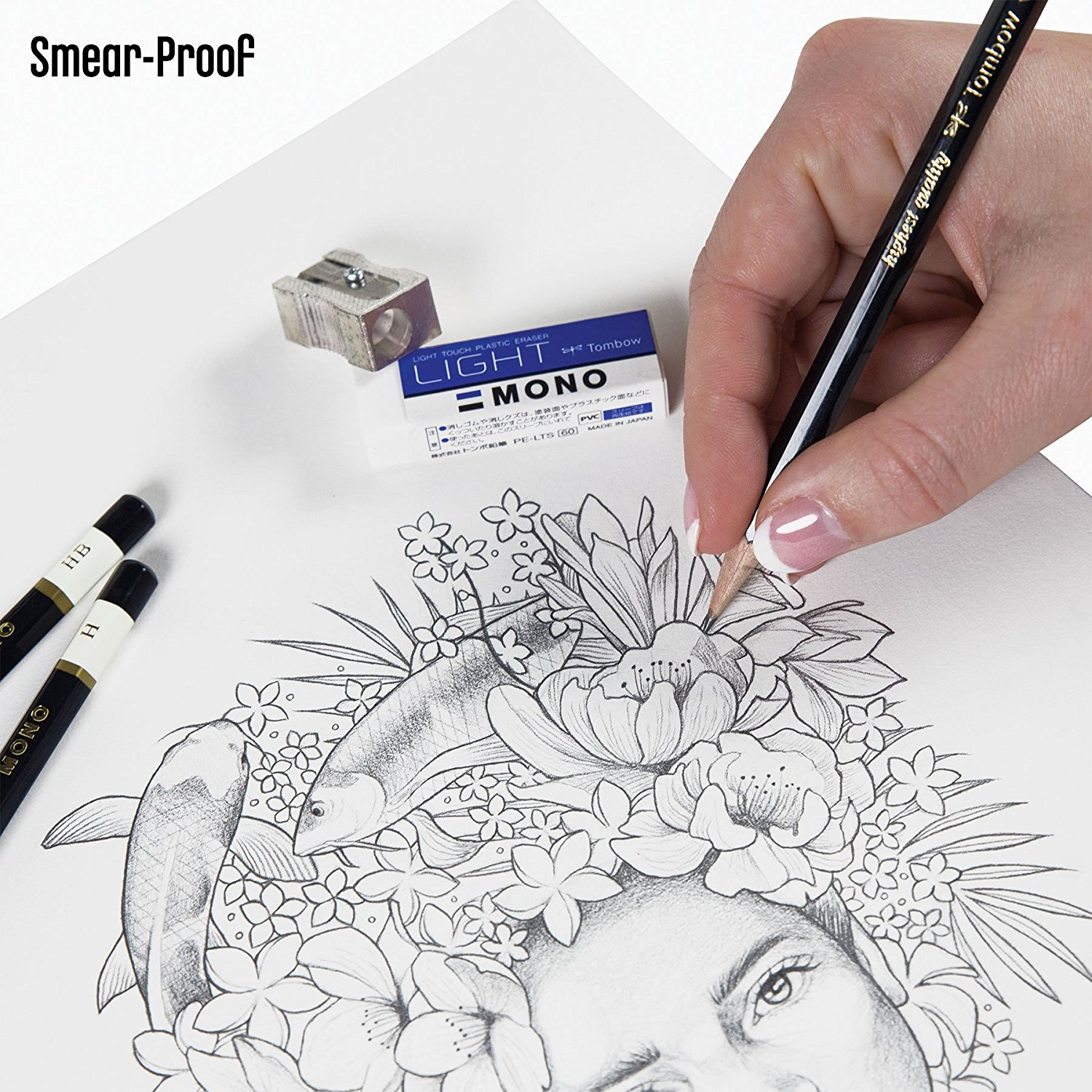 Top 10 Best Drawing Pencil 2019 Review - A Best Pro