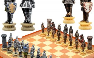 Top 10 Best Medieval Chess Set In 2021 Review