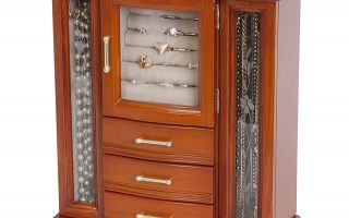 Top 10 Best Wooden Jewelry Boxes Review