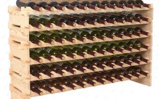 Top 10 Best Wine Racks 2020 Review