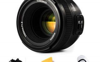 Top 10 Best Canon Prime lens 2020 Review
