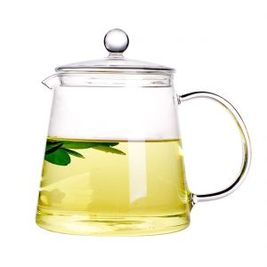 Xiazhi High Borosilicate Glass Teapot