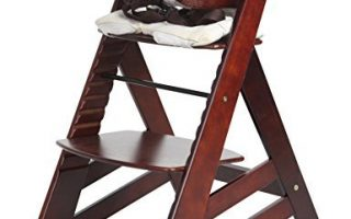 Top 10 Best Wooden Baby High Chairs in 2020 Review