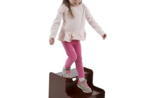 Top 10 Best Wooden Step Stools in 2020 Review
