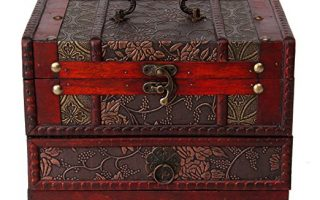 Top 10 Best Wooden Jewelry Box in 2020 Review