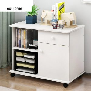 EWYGFRFVQAS Simple wooden office cabinet Console file cabinet