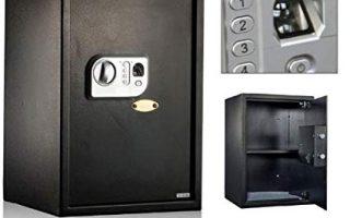 Top 10 Best Finger print lock box Review