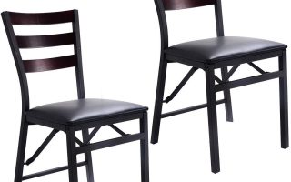Top 10 Best Wooden Folding Chair in 2020 Review