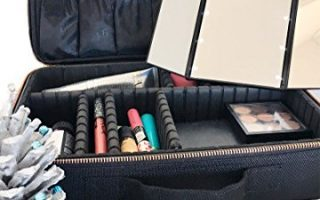 Top 10 Makeup Train Cases in 2020 Review