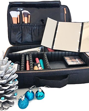 2000fbf56791 Top 10 Makeup Train Cases in 2019 Review - A Best Pro