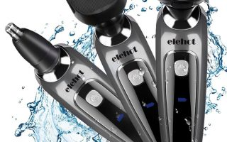 Top 10 Best Electric Shaver Razor for Men in 2020 Review