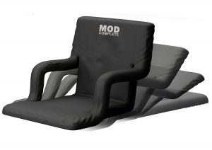 MOD Complete Wide Stadium Seat Chair for Bleachers or Benches