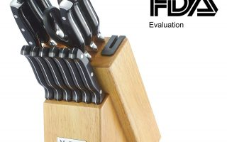 Top 10 Best knife block set 2020 Review