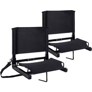 Ohuhu Stadium Seats Bleacher Seat Chairs